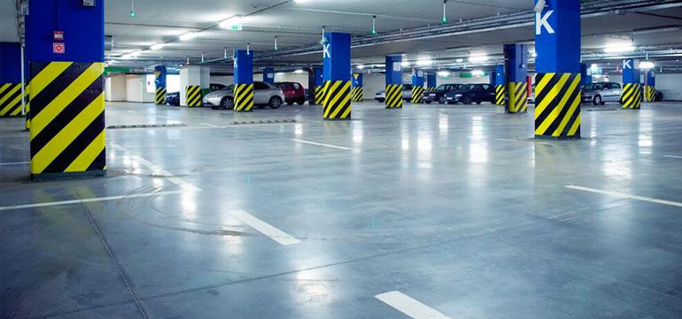 Limpieza de parkings en Barcelona y Granollers