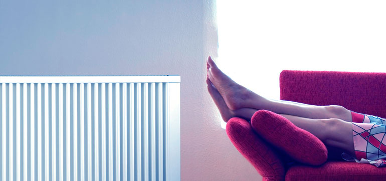 Limpieza de calefacciones