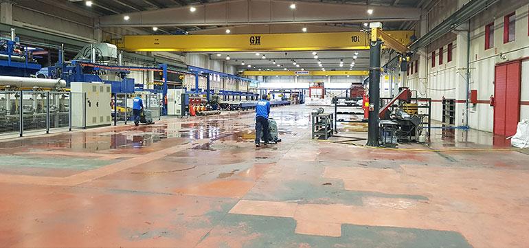 Limpieza de empresas en Barcelona y Granollers