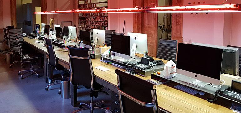 Limpieza de Oficinas en Barcelona y Granollers