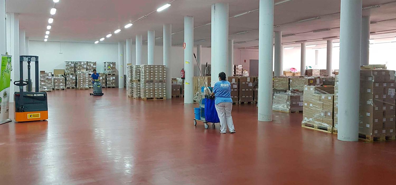 Empresa de limpieza de oficinas en Granollers y Barcelona